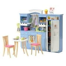 Image Detail For Barbie Decor Collection Kitchen Playset