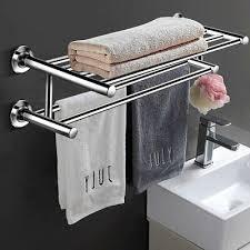 wandhandtuchhalter badezimmer regal bad ablage dusche