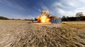 100 Mythbusters Cement Truck Episode This Is What Happens When A Mail Is Blown Up With 84 Lbs Of