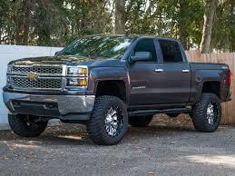 2014 Silverado 1500 W/ Rough Country 7.5