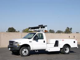 F550 Utility Truck - Service Trucks For Sale