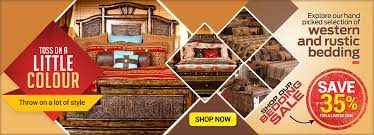 Shop For Western Rustic Bedding