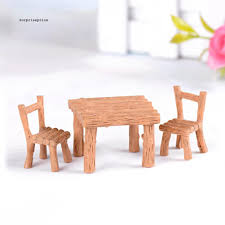 SPP_3Pcs/Set Resin Table Chairs Miniatures Doll Accessories Micro Landscape  Decor West Starter 4 Seater Ding Set Kruzo Florence Extendable Folding Table With Chairs Fniture World Sheesham Wooden 3 1 Bench Home Room Honey Finish 20 Chair Pictures Download Free Images On Unsplash Delta Children Mickey Mouse Childs And Julian Coffe Steel 2x4 Full 9 Steps Hilltop Garden Centre Coventry Specialists Glamorous Small Tables For 2 White Customized Carousell Table Glass Wooden Ding Set 6 Online Street