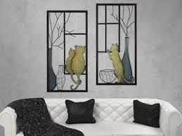 83 wanddeko für wohnzimmer moderne bilder und formen aus