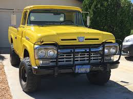 This Rare 1957 Ford F-250 4x4 Must Be Saved! - Ford-Trucks.com This Rare 1957 Ford F 250 44 Must Be Saved Trucks Intended F100 Pickup F24 Dallas 2011 Your Favorite Type Year Of Oldnew School Pickups Cool Leads The Pack With Style And Stance Hot Mr Ts Outrageous Truck V04 Youtube Styleside Logan Sliger S On Whewell 571964 Archives Total Cost Involved Autolirate F500 For Sale Medicine Lodge Kansas Ford F100 Stock Google Search Thru Years Rod Network Pickup Truck Item De9623 Sold June 7 Veh