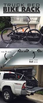 Best 25+ Bike Racks For Trucks Ideas On Pinterest | Pvc Bike Racks ... Truck Bed Rack Bases For Cchannel Track Systems Inno Racks Pickup Truck Bike Carriers Mtbrcom Ib17 Updates Hitch Trays Adds Clever Bed Frame Swichio Xport Xpress Bike Mount Covers For Cover Thule Instagater Trrac Tracone Free Shipping Maple Hill 101 Thrifty Thursdayeasy Recreational Topperking Providing Amazoncom Top Line Ug25002 Unigrip 2 Racka04 Pick Up Hitch Extender Extension Ego Bike