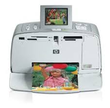 HP Photosmart 385 Colour Photo Printer Launched