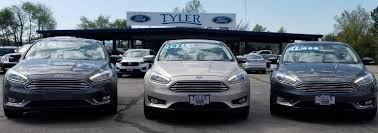 Used Cars Fort Smith AR | Used Cars & Trucks AR | Tyler Ford