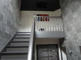 revtement mural a peindre d entrée cage escalier peinture frehel deco morbihan