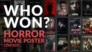 DIY Horror Movie Poster Contest WINNERS