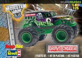 100 Monster Truck Jam 2013 Grave Digger