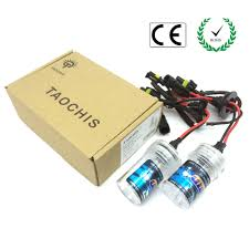 taochis 12v 55w car styling hid xenon light h1 replacement