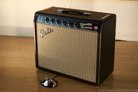 Empty 1x10 Guitar Cabinet by 65 Princeton Reverb All Tube Guitar Amplifier Tube Amplifiers