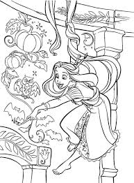 Free Printable Coloring Pages Disney Princess Tangled Rapunzel For Kids