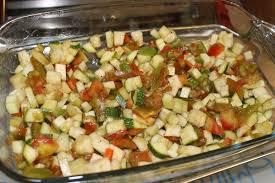 cuisiner les l umes de saison recette méli mélo de légumes de saison au poulet mariné magazine