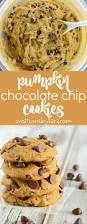 Easy Pumpkin Chocolate Chip Scones by Pumpkin Chocolate Chip Cookies Creations By Kara