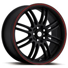 100 Black And Red Truck Rims Rim Wheels Find The Classic Of Your Dreams Www