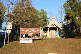 2006 Oct Fall in North East Alabama WallyWorld