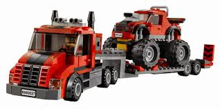 LEGO City Monster Truck Transporter 60027 | My Lego Style Lego Ideas Lego Monster Truck 2018 Kinderlegofan Pinterest Legos And City Amazoncom 60027 Transporter Toys Games Arena Technic Set 42005 Itructions City Great Vehicles 60055 Energy Baja Recoil Nico71s Creations Custom Trucks 1 X Brick For Set Model Offroad Red 9094 Racers Star Striker Amazoncouk