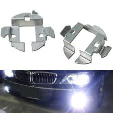 1 auto car cover h7 hid xenon bulbs base holders adapters