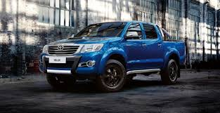 100 Toyota Hilux Truck Invincible X Official Pictures And Specs Digital Trends