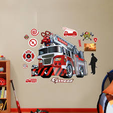 6 Fire Truck Wall Decals, Wall Decal: Awesome Fire Truck Wall ... Fire Station Cartoon Fighting Helmet Truck Siren Fireman Wall Decals Gutesleben Fire Svg Clipart Firefighter Decor Decal Shirt Scrapbook Amazoncom Firetrucks And Refighters Giant Stickers Removable Truck Wall Sticker Decals Code 3 Nursery Refighting Vinyl 6472 Custom Car Window Marshalls Decal Shop Fathead For Paw Patrol Decor 6 Awesome Police Emergency Archives Tko Graphix Pouch Puzzle Mudpuppy