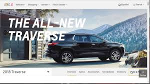100 Build Your Own Chevy Truck 2018 Chevrolet Traverse AWD Premier Pricing And Options