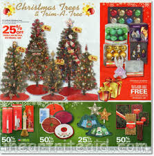 Rite Aid Small Christmas Trees by I Heart Rite Aid Ad Scans 11 25 12 01