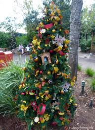 Plutos Christmas Tree by Christmas Trees At Camp Minnie Mickey Rolling With The Magic