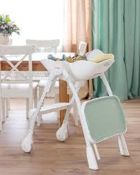 Cocoon Delicious - Pistachio Macaron   Oribel Cocoon High Chair ...