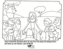 Free Easter Coloring Pages Superb Bible
