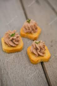 pate canapes delicious pate canapes stock photo sarymsakov 74066325