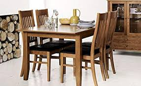 John Lewis Ellis Small Extending Dining Table And 4 Chairs Set