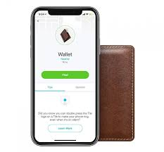 This Is Great Because You Can Track Your Wallet Via Bluetooth Using Smartphone Or Tablet The App Leverage Tiles Large Community Of Users To Help