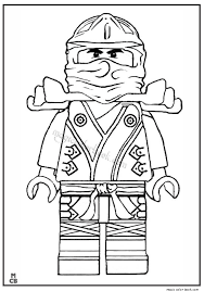 Lego Coloring Pages Free Printable 10