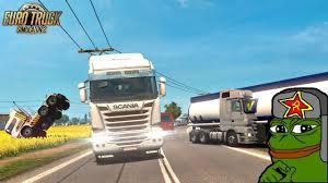Euro Truck Simulator 2 Multiplayer Random & Funny Moments #11 | Euro ...