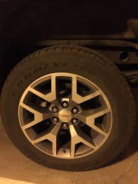 100 Goodyear Wrangler Truck Tires Find More Like New All Terrain For Sale At