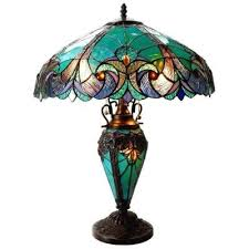 Home Depot Tiffany Style Lamps by 1634 Best Stained Glass Lamps Images On Pinterest Stained Glass