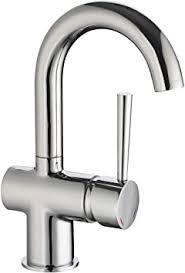 waschtischarmatur hoher auslauf bad waschbecken armatur chrom waschtisch mischbatterie für aufsatzwaschbecken badezimmer wasserhahn mit ablaufgarnitur