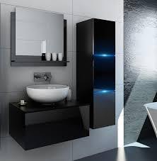 schwarze möbel für badezimmer ohne waschbecken like