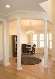Living Room Columns Interior Outstanding Pillars Photo Pillar Ideas Design Jobs School