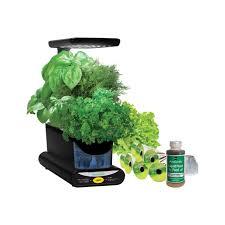 miracle gro aerogarden indoor garden grow system plant starter