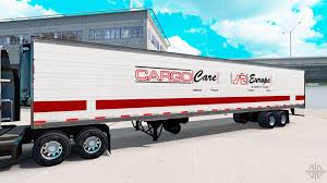 100 Semi Truck Logos Real Company Logos For Trailers V23 For American Simulator