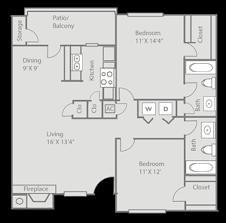 One Bedroom Apartments Denton Tx by Ridgecrest Apartments 1300 Dallas Drive Denton Tx Rentcafé