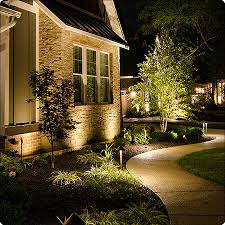 wall wash landscape lights kichler decksdirect within lighting