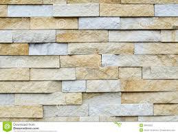 100 Modern Stone Walls Pattern Of White Brick Wall Surfaced Stock