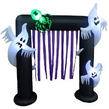 Halloween Inflatable Spider Archway by 15 Halloween Party Decoration Homemade Full Size Of Black Spider