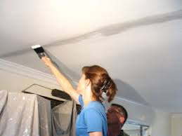 Hairline Cracks In Ceiling by How To Repair Plaster Walls Before Painting Hairline Cracks In Old