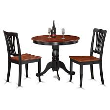 Amazon.com: East West Furniture ANAV3-BLK-W 3-Piece Kitchen Nook ... Tms 3piece Bistro Ding Set Walmartcom Breakfast 3 Piece Wilko Ashley Fniture Bringer Drop Leaf Table 2 Upholstered Amazoncom Linon Tavern Collection 36 With Two Chairs All Light Oak Meg Meg3pctableset Lifestyle Mack Milo Nicklas Kids Windsor Writing And Chair Metropolitan Multiple Finishes Arden Marble Look Top Coffeeend Coffee East West Anav3blkw Kitchen Nook Sofa Recliner Fold Down Cup Holders Steve Silver Antoinette Pedestal Pub Bar Stool