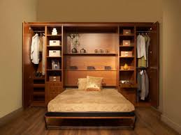 Image Of Rustic Murphy Bed Models